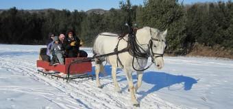 שם היצירה: נסיעה במזחלת השלג, שם המלחין: לירוי אנדרסן